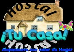 LOGO TU CASA HOSTAL
